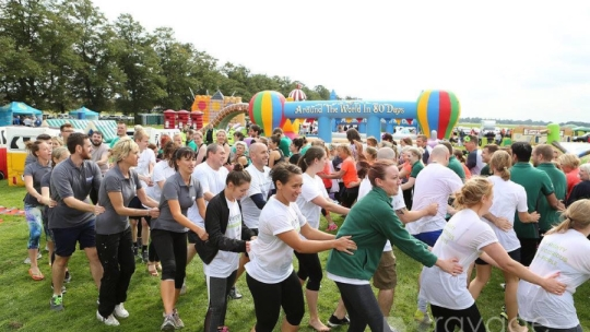 It's a Knockout for Team Ben Johnson!