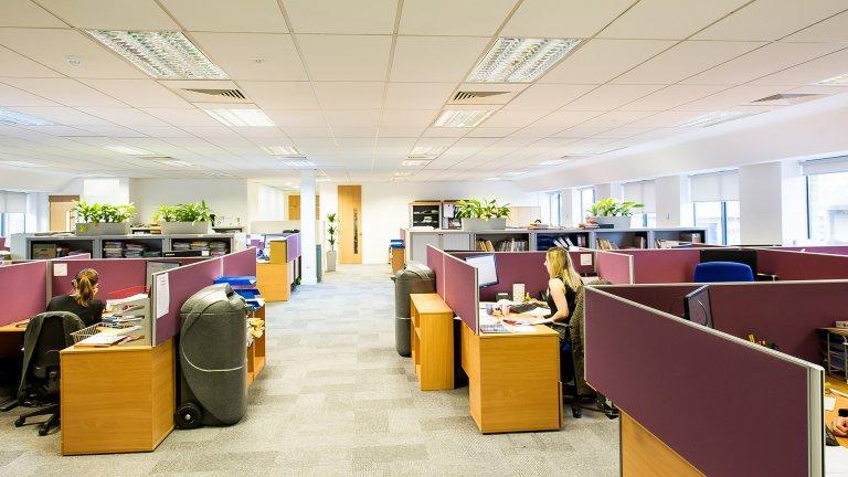 office at LCF