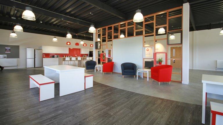 Horizon Platforms office