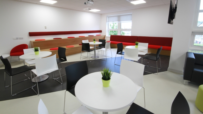 Rank Group Sheffield Fit out