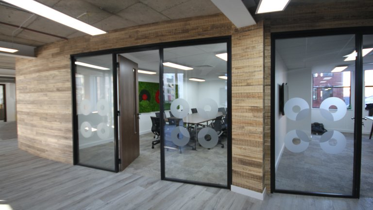 Birch in the office