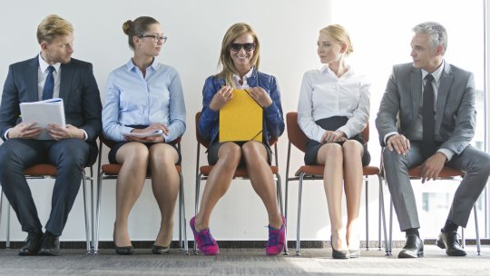 Tips for Interview Success Week Three : Dress to Impress!