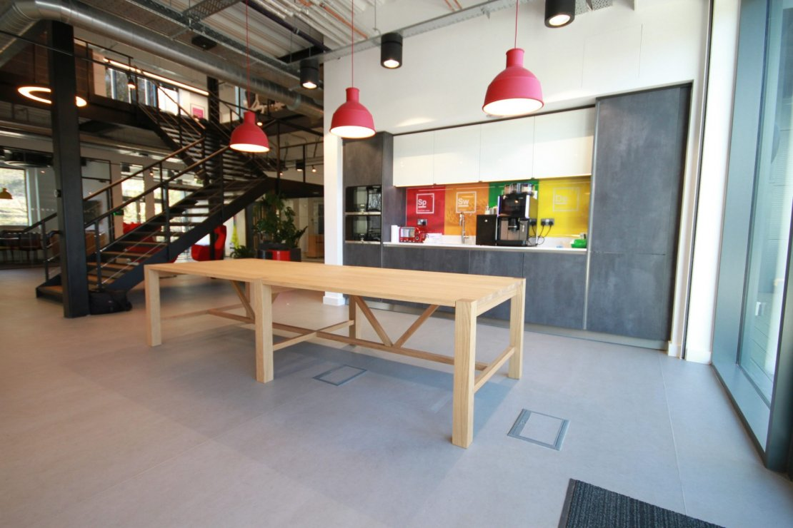 Gama Halifax fit out