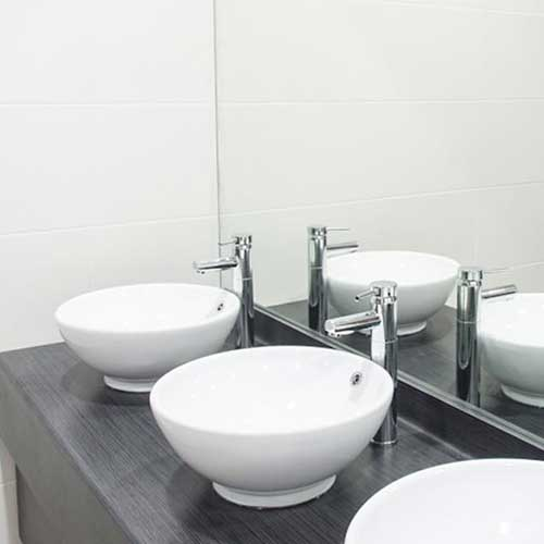 omnicell bathrooms