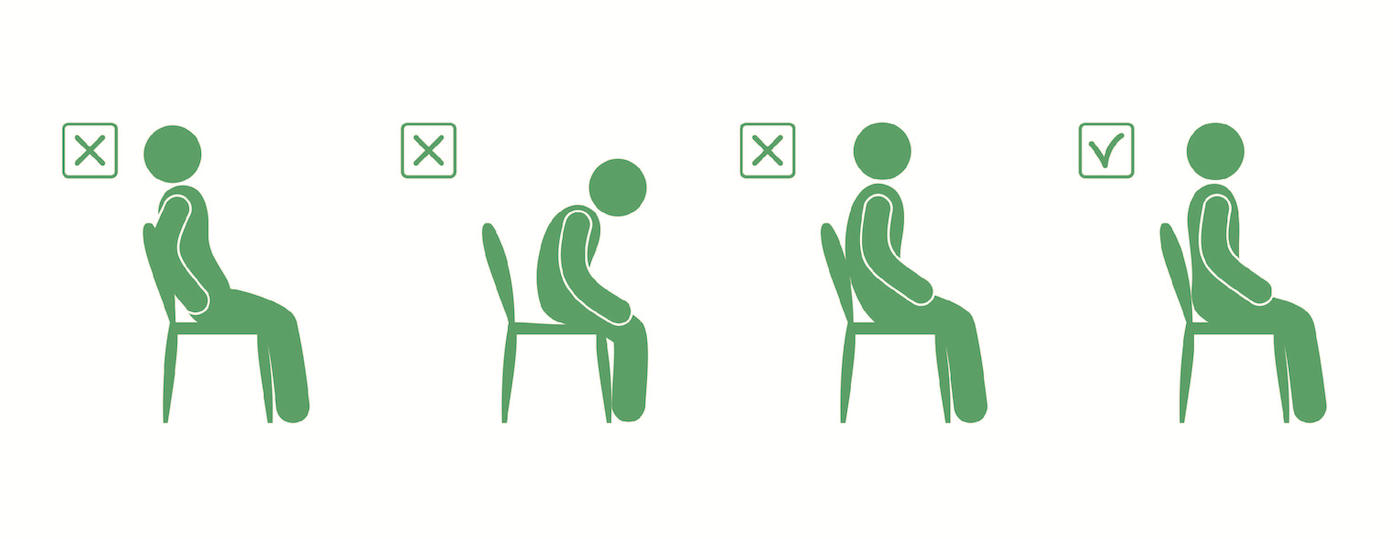posture in the workpalce