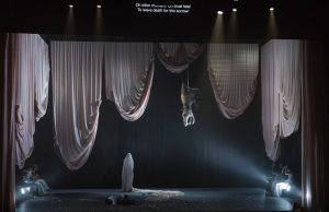 irish opera stage curtains show